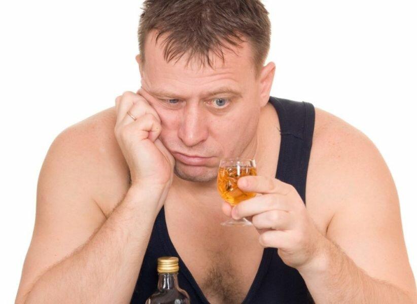 Последствия алкоголя на человека